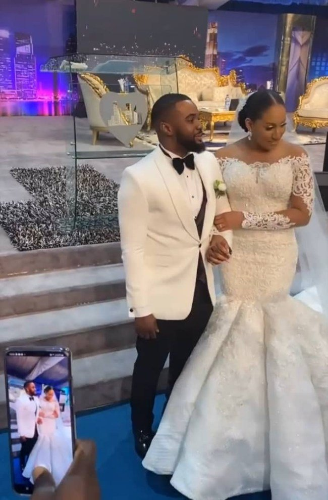 First Photos and Videos from Actor Williams Uchemba and Brunella Oscar